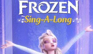 Movie Night Frozen