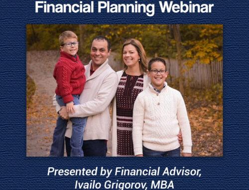 Special Needs Financial Planning Webinar – June 5